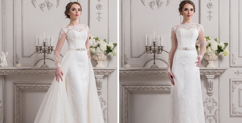 Весільне плаття - трансформер e0251fe428e97