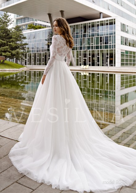 Collection «PASSION OF LOVE»: Wedding dress model 20-12 фото №3