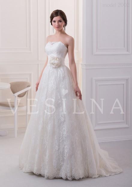Коллекция «JULIA»: Свадебное платье, модель 2002 от Vesilna™ — купить оптом и в розницу фото