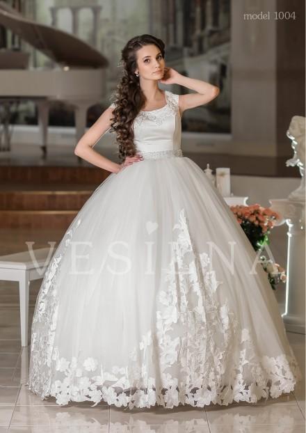 Коллекция «ANASTASIA»: Свадебное платье, модель 1004 от Vesilna™ — купить оптом и в розницу фото