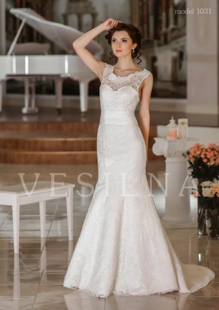 Коллекция «ANASTASIA»: Свадебное платье, модель 1031 от Vesilna™ — купить оптом и в розницу фото