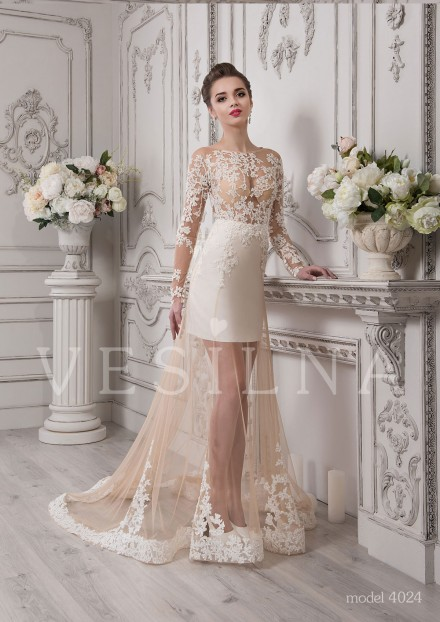 Короткі весільні сукні df3edeb65859b