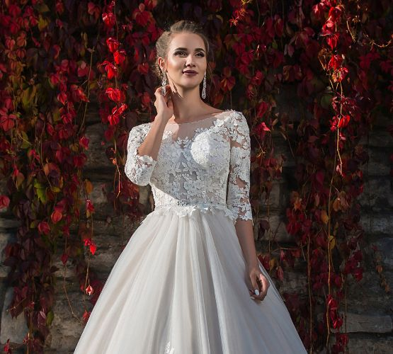 Wholesales delivery of wedding dresses