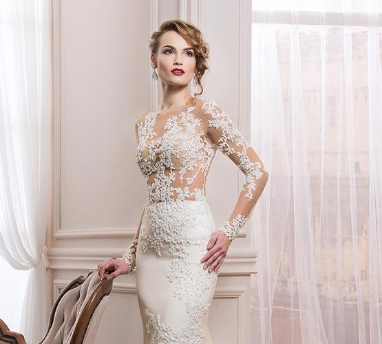 Оптовые поставки свадебных платьев