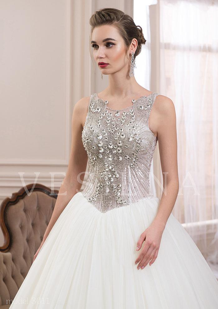 Найдорожчі весільні сукні - огляд від Vesilna ™ 2016 року 55e82870c0943